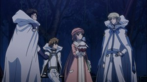 Also some friends from Tsubasa Chronicle show up late in the series.
